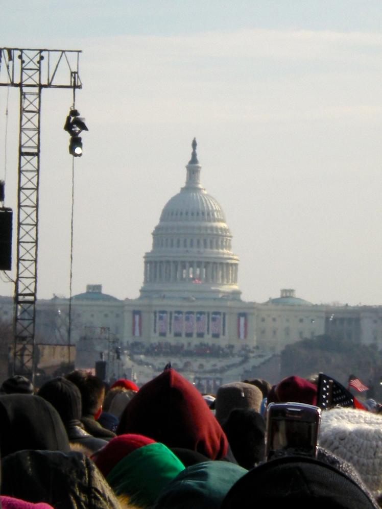 Obama's Inauguration, January 2009