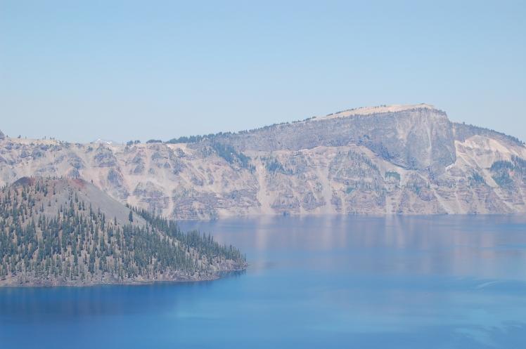 Summer at Crater Lake