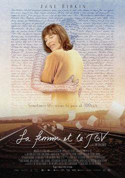 La Femme et le TGV - Copyright 2017