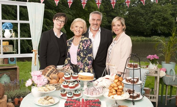 The Great British Bake Off Copyright 2017 Radio Times