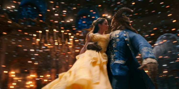 Beauty and the Beast Ballroom Screenshot