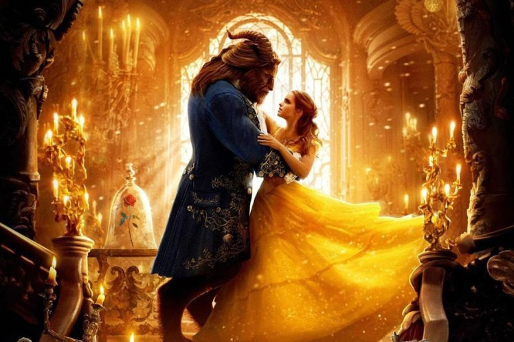 Beauty and the Beast Copyright 2017 Disney Media