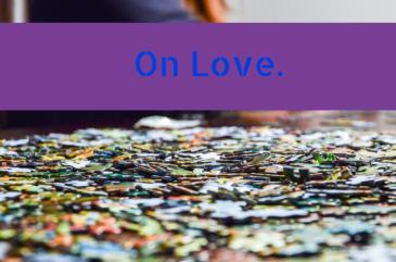 On Love.