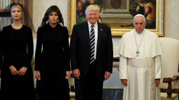 Trump at the Vatican